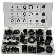 125pc Rubber Grommets Pack
