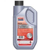 Granville Rapidcool Anti-Freeze & Coolant Red- 1Ltr