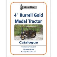 "EKP Supplies 4"" Burrell Gold Medal Tractor Catalogue"