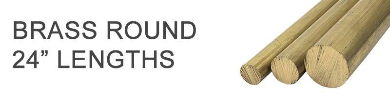 Brass Rounds - 24