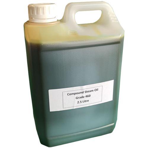 Compound Steam Oil 460 Grade 2.5ltr