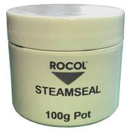 Steam Seal (Foliac Graphite & Manganese Jointing Paste) - 100g Pot
