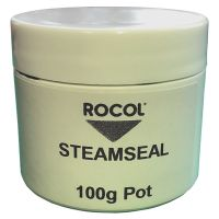 Steam Seal (Foliac Graphite & Manganese Jointing Paste) - 100g Pot