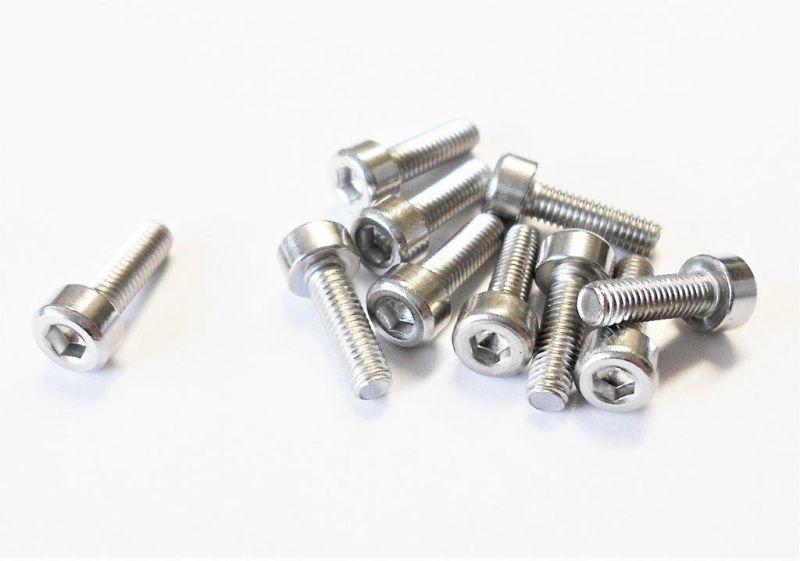 Stainless Steel Metric Socket Cap Screws