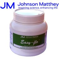 Johnson Matthey Easy-Flo Flux Powder - 250g