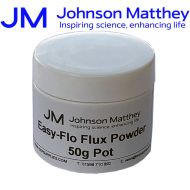 Johnson Matthey Easy-Flo Flux Powder - 50g