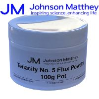 Johnson Matthey Tenacity No 5 Flux Powder - 100g