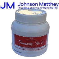 Johnson Matthey Tenacity No 5 Flux Powder - 250g