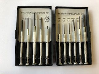 Precision Screwdriver 11pc Set