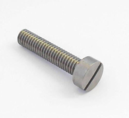 "8BA x 3/4"" Steel Cheesehead Screws- pck 10"