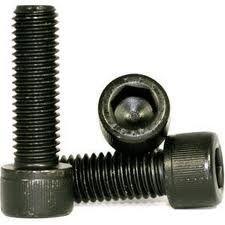 """1/4"""" BSW x 1 1/2"""" Socket Cap Screws Qty 10"""