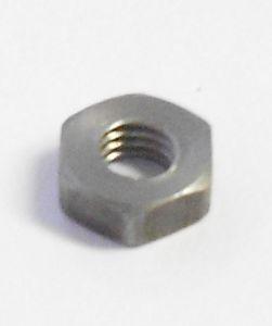 9BA Steel Lock Nuts Qty 10