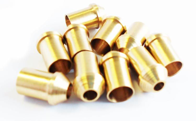 Brass Cones for Union Nuts