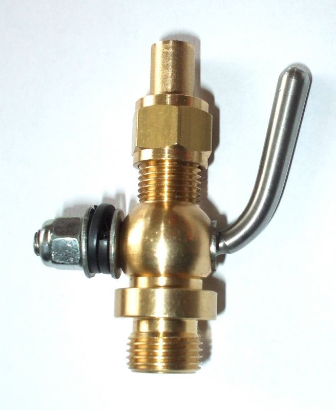 Pressure Gauge Shut Off Valves
