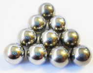 "7/16"" Dia Stainless Steel Ball"