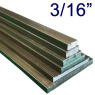 "3/16"" Steel Flat Assortment Pack - 24"" Lengths"