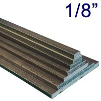 "1/8"" Steel Flat Assortment Pack - 24"" Lengths"
