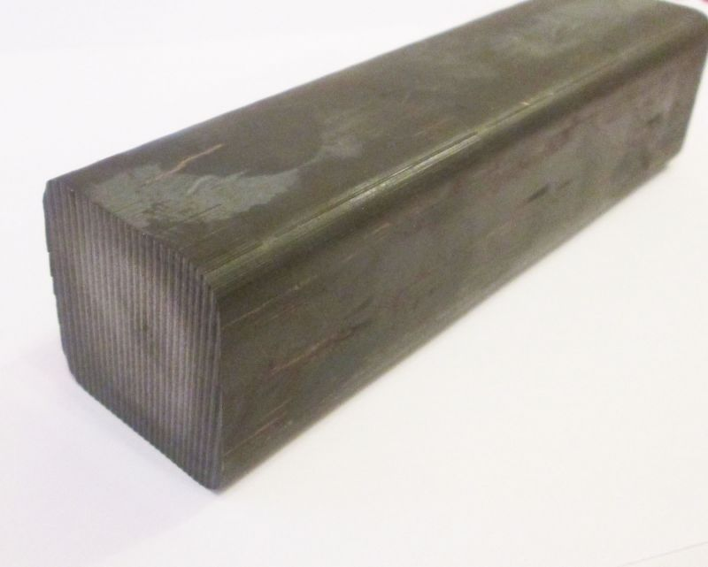 Cast Iron Square - Continuously Cast Bar (S.G Iron)