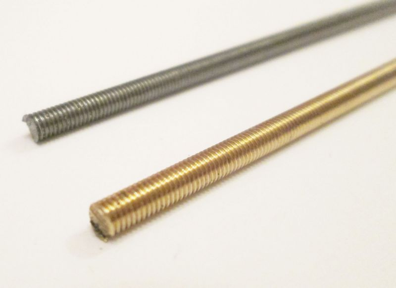 Metric Threaded Rod (Studding)