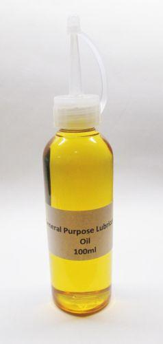 General Purpose Lubricating Oil 100ml