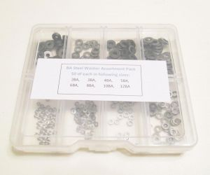BA Steel Washer Assortment Box